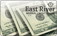 With an East River FCU VISA® ATM card you can access your accounts anytime, 24 hours a day, seven days a week. It's a faster, easier and more convenient way ...