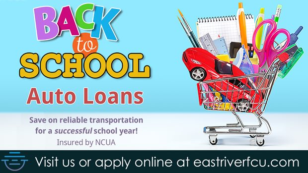 Back to school auto loans