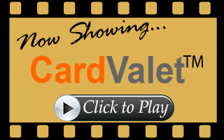 Now showing CardValet. Click to play.