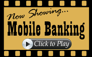 Now showing mobile banking. Click to play.