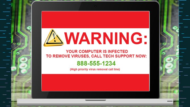 East River Federal Credit Union - SCAM WARNING: Pop ups that claim