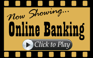 Now showing online banking. Click to play.