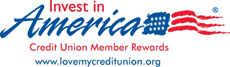 Invest in America Credit Union Member Rewards